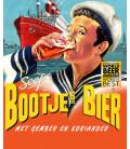 Bootjesbier 33 cl
