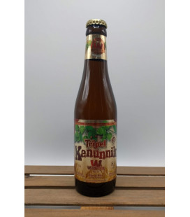 Wilderen Kanunnik Tripel 33 cl