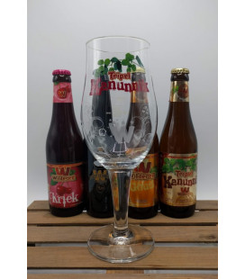 Wilderen Brewery Pack (4x33cl) + Wilderen Glass