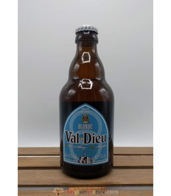 Val-Dieu Blonde 33 cl