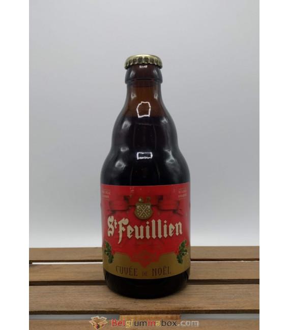 St Feuillien Cuvée de Noël 33 cl
