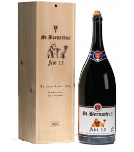 St Bernardus Abt 12 (Mathusalem) 6 L (600 cl)