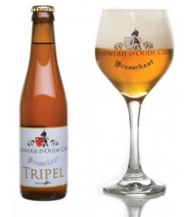 Brouwerij d'Oude Caert Tripel 33 cl