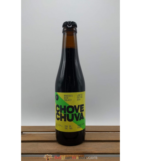 Brussels Beer Project Chove Chuva 33 cl