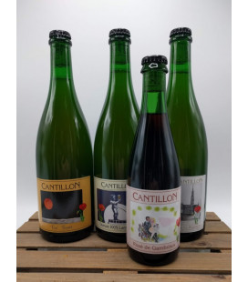Cantillon 4-Pack 2018