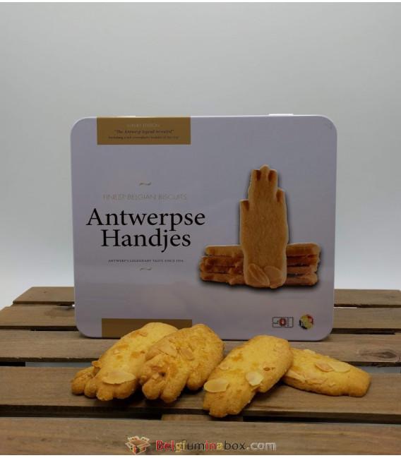 Antwerpse Handjes - Finest Belgian Bisquits 300 gr
