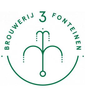 3 Fonteinen Volume Pack Cuvee A&G 75 cl + 2 x Framboos
