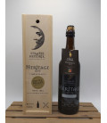 Straffe Hendrik Quadrupel Oak Aged Heritage 2013 75 cl in wooden box