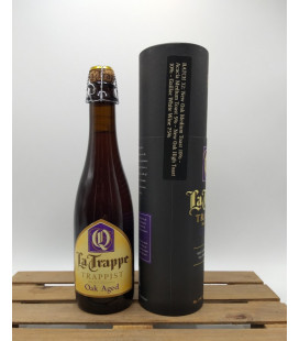 La Trappe Quadrupel Oak Aged Batch 32 37.5 cl