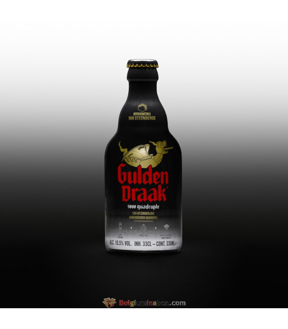 Gulden Draak 9000 Quadruple 33 cl
