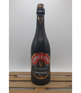 Timmermans-Guinness Lambic & Stout 75 cl