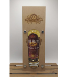 Wilderen Wild Weasel Single Cask Single Malt Whisky 70 cl