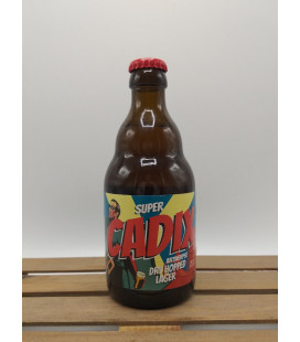 Super Cadix Dry-Hopped Lager 33 cl