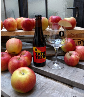 Brussels Beer Project Tatie Tatin 2018