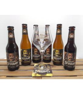 Adriaen Brouwer Brewery Pack (6-pack) + FREE Adriaen Brouwer Glass