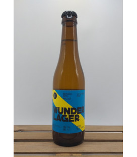 Brussels Beer Project Wunder Lager 33 cl
