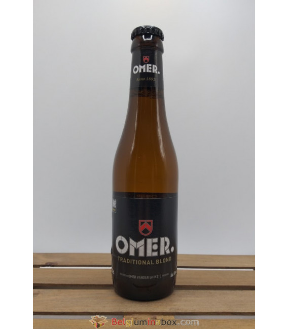 Omer Traditional Blond 33 cl