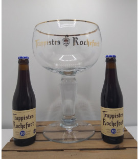 Rochefort Trappistes Glass 3L XL