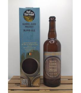 Hof Ten Dormaal Barrel-Aged Project (Cider) 2016 75 cl