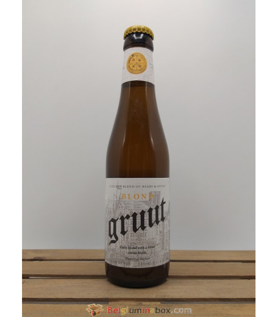 Gruut Blond 33 cl