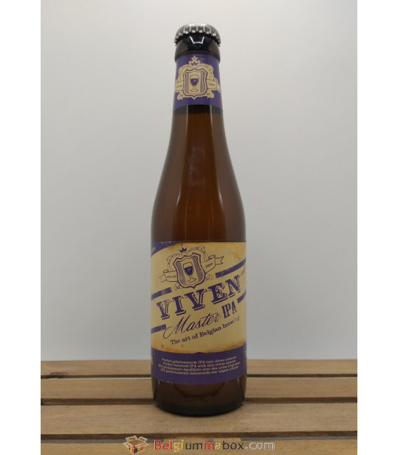 Viven Master IPA 33 cl