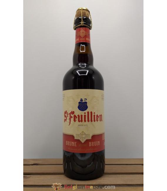 St Feuillien Brune 75 cl