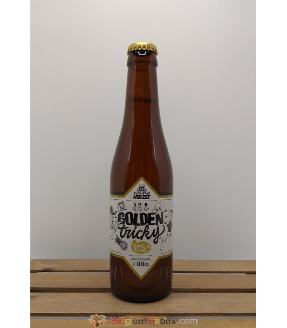 Verzet Golden Tricky 33 cl