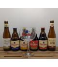 St Feuillien Brewery Pack (6x33cl) + FREE St Feuillien Glass