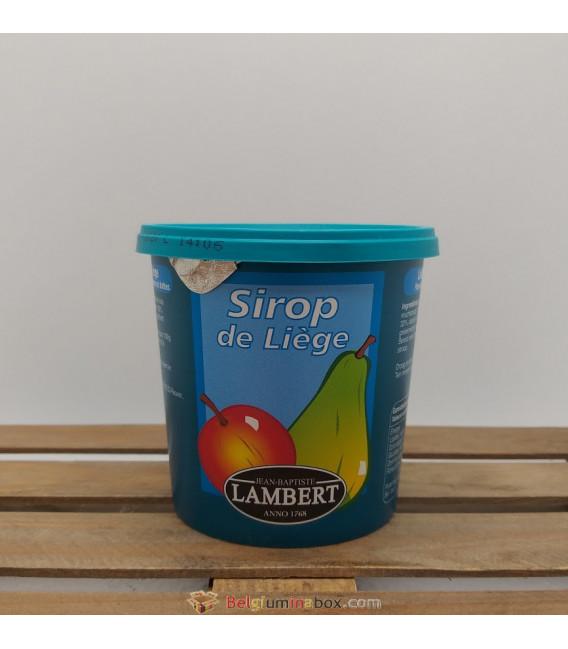 Lambert Sirop de Liège (100 % fruit-jam) 450gr
