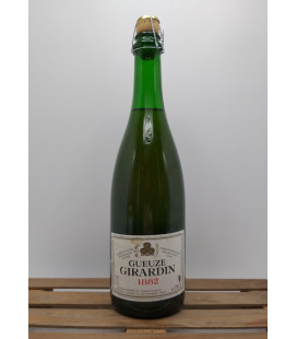 Girardin Gueuze White Label 75 cl
