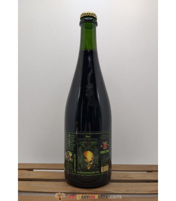 Struise Black Damnation XVII Ben 75 cl