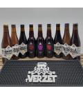 Verzet Brewery Pack (9x33cl) + Verzet Barmat