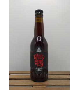 Verzet Oud Bruin Strawberry 33 cl