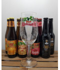 Wilderen Brewery Pack (8x33cl) + Wilderen Kanunnik Glass