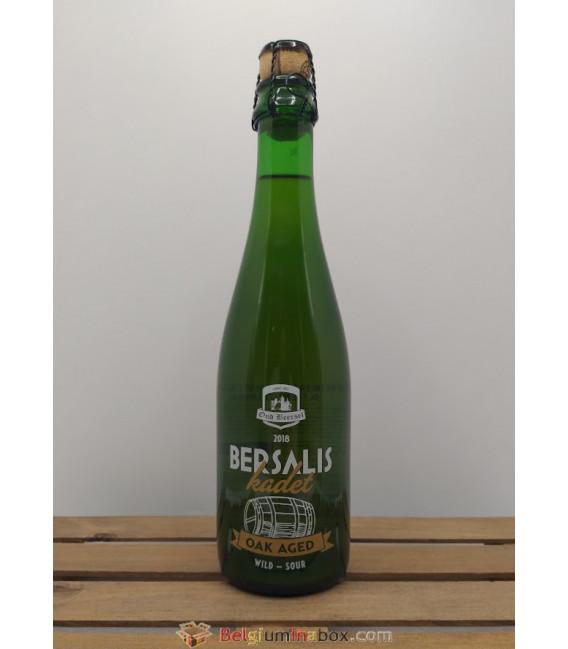 Oud Beersel Bersalis Kadet Oak Aged 2018 37.5 cl