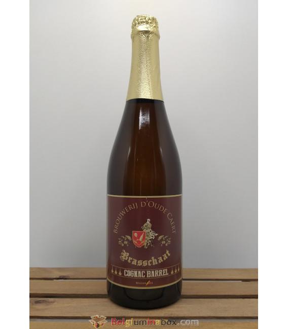 d'Oude Caert Tripel - Cognac Barrel 75 cl