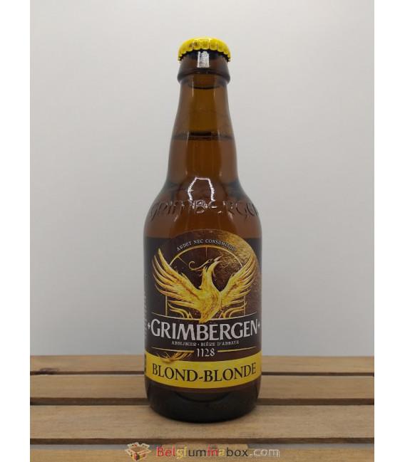 Grimbergen Blond 33 cl
