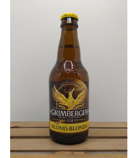 Grimbergen Blond 33 cl