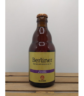 Alvinne Berliner Braambes (Blackberry) 33 cl