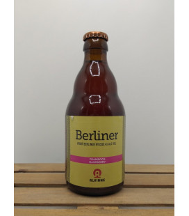 Alvinne Berliner Framboos (Raspberry) 33 cl