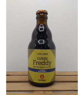 Alvinne Cuvée Freddy Bosbes (Blueberry) 33 cl