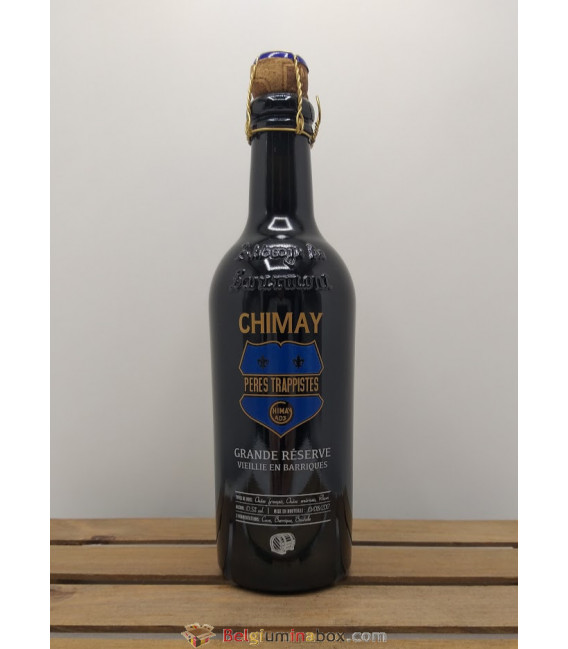 Chimay Grande Réserve Rhum Oak Aged Edition Aug 2017 37.5 cl