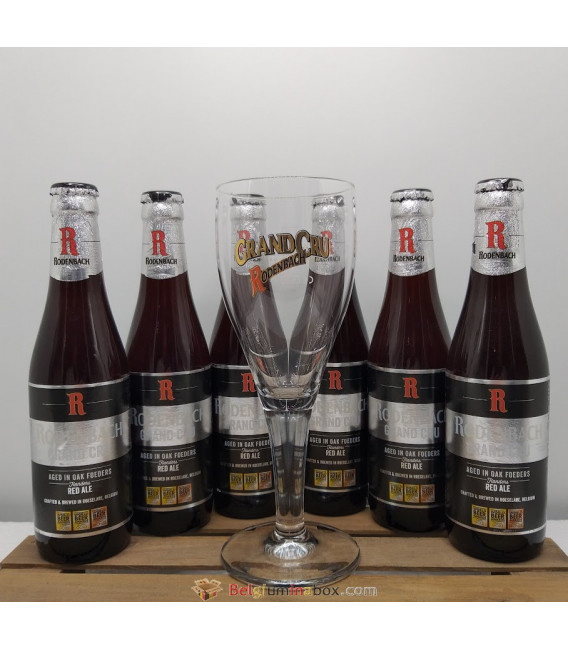 Rodenbach Grand Cru 6-Pack + FREE Rodenbach Grand Cru Glass