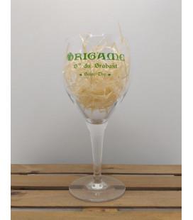 Brasserie du Brabant Origame Glass 25-33 cl