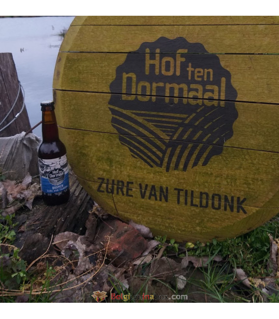 Hof Ten Dormaal Zure van Tildonk Bramen 33 cl