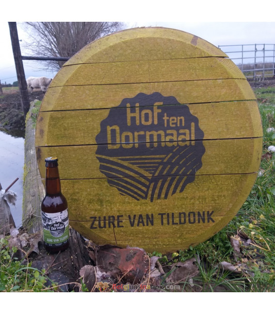 Hof Ten Dormaal Zure Van Tildonk 33 cl