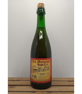 Blaugies La Moneuse Triple X 75 cl