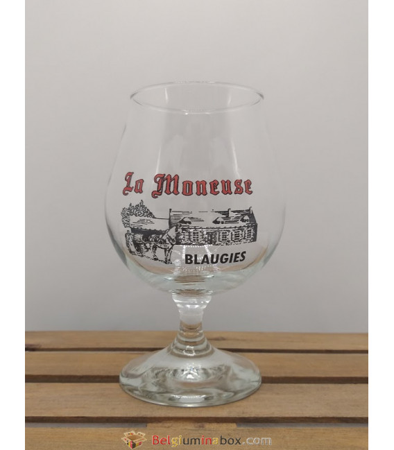 Blaugies  La Moneuse Glass 33 cl