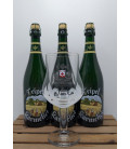 Karmeliet Tripel (3x75cl) + FREE Karmeliet Tripel Glass