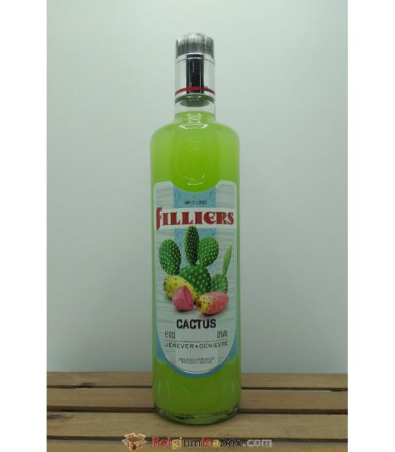 Filliers Cactus Jenever - Genièvre 70 cl